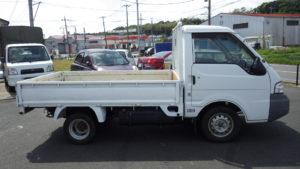 バネット トラック